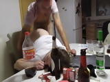 Unconscious Of Alcohol Wasted Girl Has No Clue Who Is Fucking Her