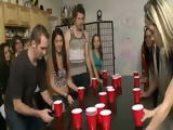Organizing Drinking Contest At Dorm Room Party Is Certain Way To Get Laid