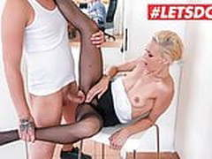 LETSDOEIT MILF Stepmom Lola B. Gets Banged By Horny Stepson