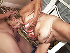 sex with a 89 years old grandma