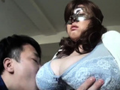 Asian Milf Deserves A Big Fat Dick
