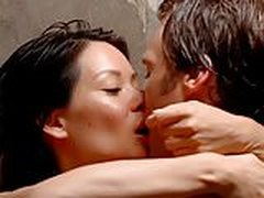 Celebrity Lucy Liu loves playing dirty in Dirty Sexy Money