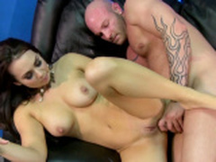 Brunettes Love Dick - Holly West Anal