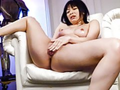 Perfect dildo porn along sweet Hina Ma - More at javhd.net