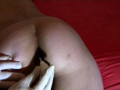 Anal doctor games with suppositories and rectal enemas